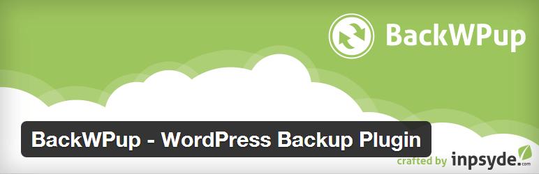 BackWPup - WordPress Backup Plugin